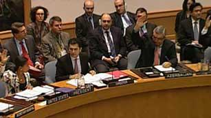 Ver vídeo  'La ONU ha aprobado el envío de 300 observadores militares desarmados a Siria'