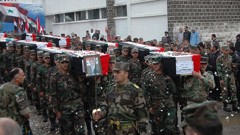 La ONU confirma la muerte de al menos 3.500 civiles por la represión en Siria