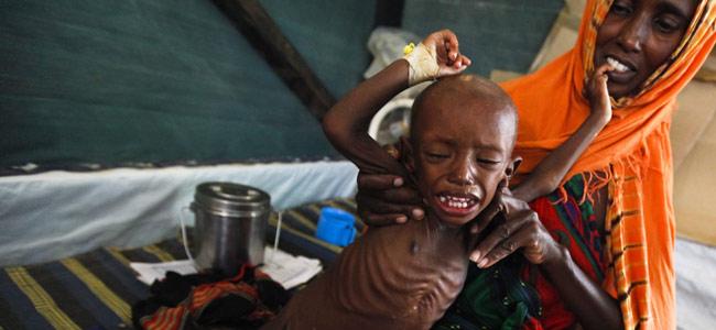 La ONU declara la situación de hambruna en dos regiones del sur de Somalia