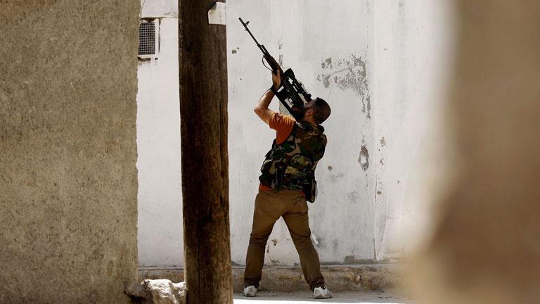 Los observadores de la ONU preparan su retirada de Siria