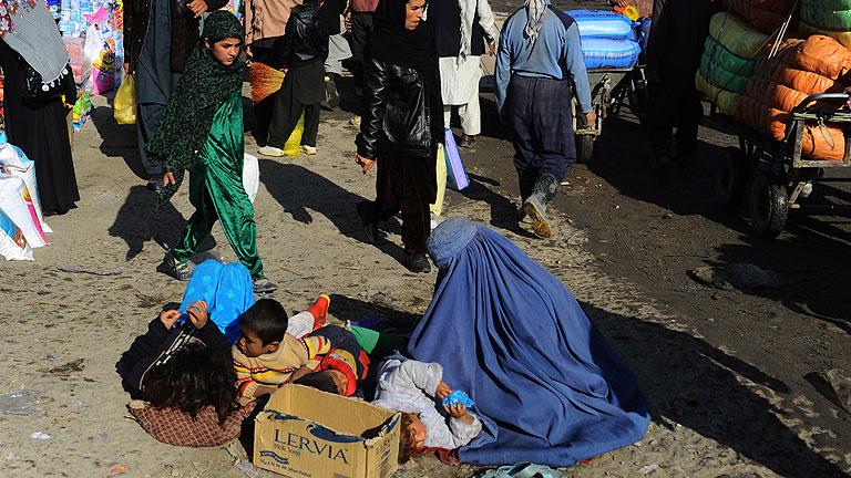 La ONU se muestra preocupada por la esclavitud sexual y la prostitución infantil en Afganistán