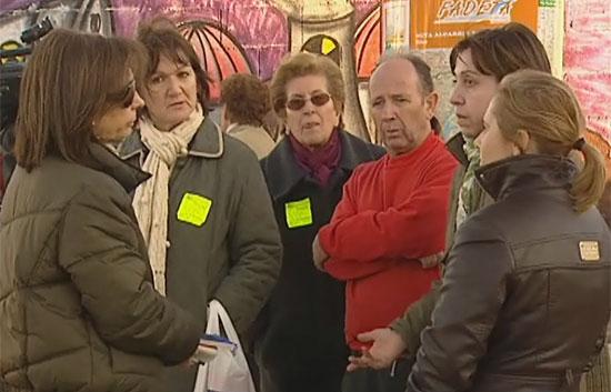 Vecinos de Ascó y de Yebra viajan a Holanda para conocer cómo funciona un almacén nuclear