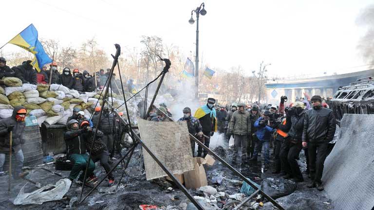 La oposición ucraniana exige la convocatoria de elecciones anticipadas para este año