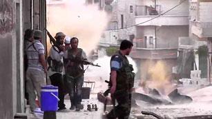 Ver vídeo  'La oposición siria denuncia una nueva matanza en otra jornada de violencia'
