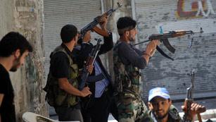 Ver vídeo  'La oposición siria denuncia nuevos bombardeos y ejecuciones cerca de Damasco'