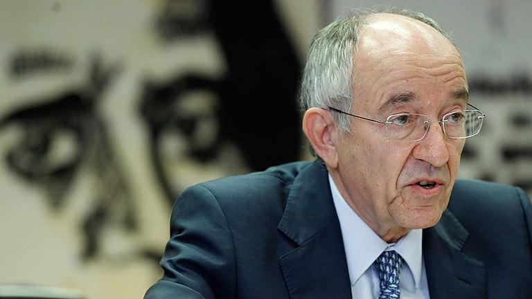 """Fernández Ordóñez: """"El principal problema de la economía española es la caída de todos los indicadores de confianza"""""""