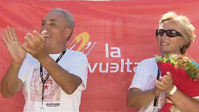El orgullo de 'Purito' Rodriguez y su padre