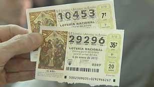 Ver vídeo  'El origen de los décimos de la lotería del Niño, en un pueblo de Aragón'
