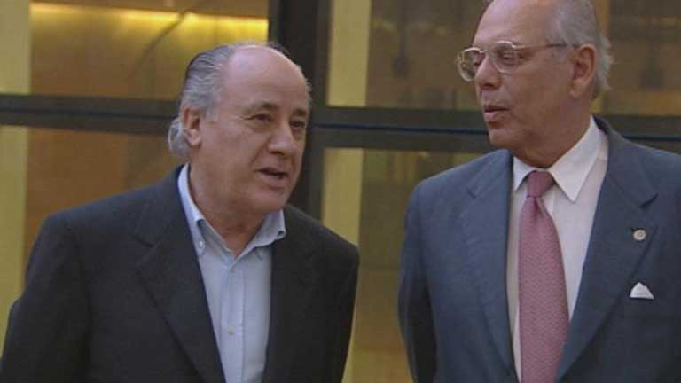 Amancio Ortega, tercera fortuna del mundo tras aumentar su riqueza un 63% en 2012