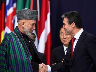 Ver vídeo  'La OTAN acuerda la salida de Afganistán en 2011'