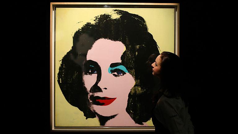 Sotheby's espera batir todos los records con la subasta de una obra de Warhol