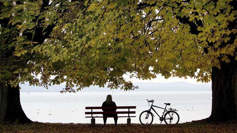 El otoño va a ser normal, es decir, lluvioso, según la AEMET
