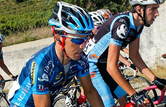 Nuevo caso de dopaje en el ciclismo