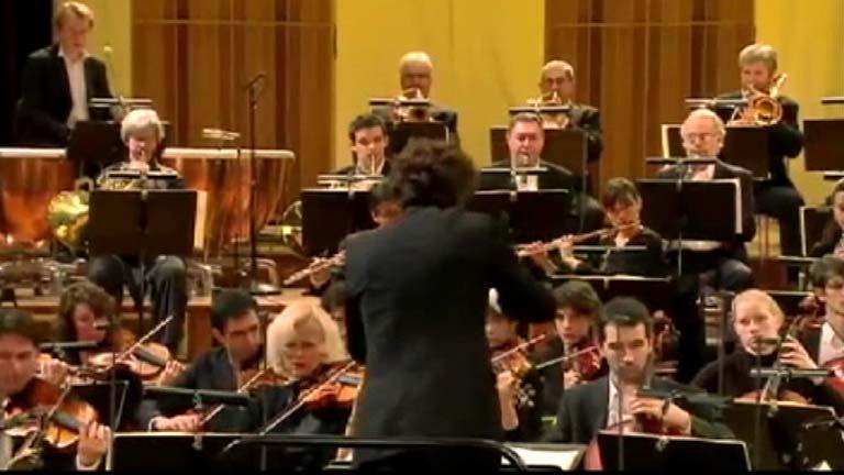 """Pablo Heras-Casado es elegido """"Director de orquesta del año"""", en Estados Unidos"""
