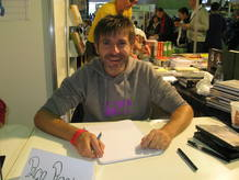 Paco Roca (Premio Nacional del C&oacute;mic por 'Arrugas')