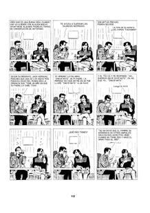 Página de 'Alec', de Eddie Campbell