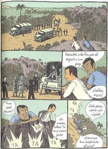 Página de 'El año del conejo', de Tian