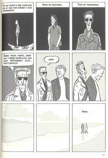 Página de 'Breve encuentro', de Jacobo F.S.