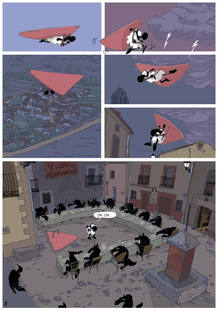 Página de 'Cómo borregos', de Kiko Pérez