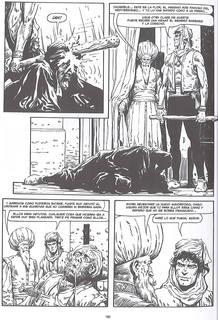 Página de 'Dago', de Robin Wood y Alberto Salinas