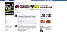 Página de 'Democracia real, ya', en Facebook