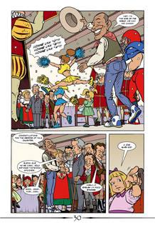 Página de '¿Dónde está la crisis?. Europa también is different', de pepe Caldelas y Paco Nájera