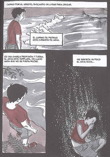 Página de '¿Eres mi madre?', de Alison Bechdel