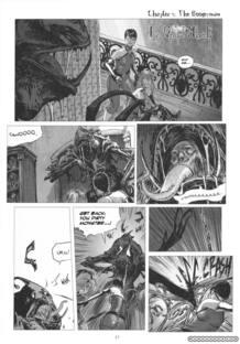 Página de 'Freaks' Squeele', de Florent Maudox