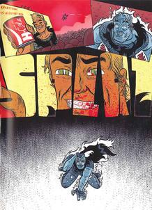 Página de 'El Héroe 2', de David Rubín