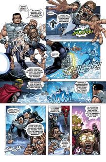 Página de 'Ibéroes, día libre', de Iñigo Aguirre y Javier Tartaglia