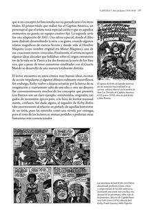Página de 'King Kirby. Jack Kirby y el mundo del cómic', de José Joaquín Rodríguez