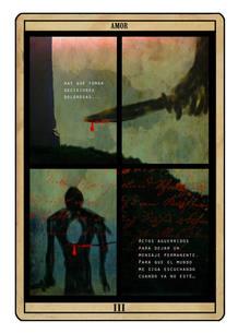 Página de 'La luz', de Antonio Seijas