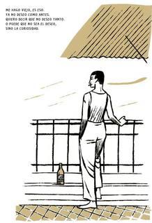 Página de 'Masala Chai', de Christian Cailleaux