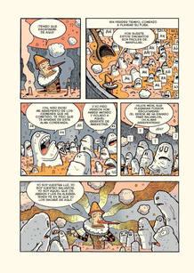 Página de 'Paolo Pinocchio', de Lucas Varela