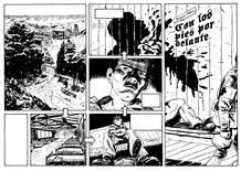 Página de 'Con los pies por delante', de Migoya y Marín