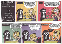 Página de 'Rip 2: Ángeles y demonios', de Aitor Eraña