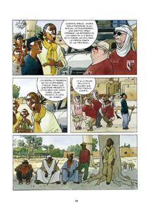 Página de ¡A todo volumen Bruno!, de Baru
