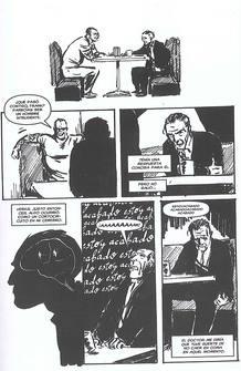 Página de 'Tumor', de Joshua Hale Fialkov y Noel Tuazon