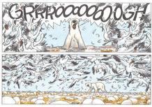 Página de 'Waluk', de Emilio Ruiz y Ana Miralles