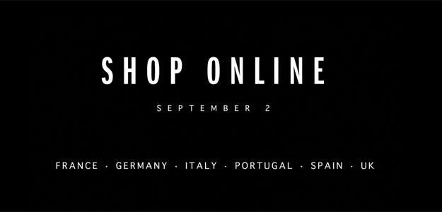 Página web de Zara