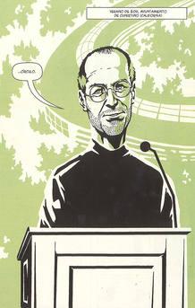 Página de 'El Zen de Steve Jobs', de Forbes y Jess3