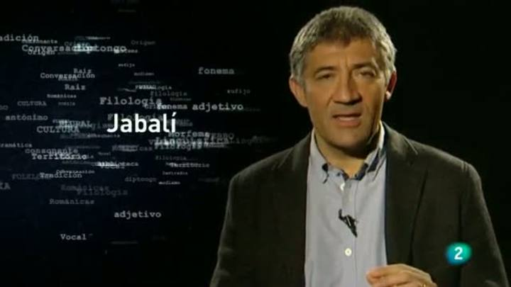 Para todos La 2 - El origen de las palabras - La palabra 'Jabal&iacute;'