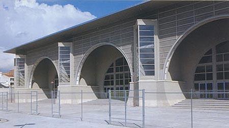 Palacio de los deportes de Granollers (Barcelona)