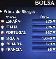 EL IBEX SE DISPARA UN 2,15 % ANIMADO POR EL ACUERDO FISCAL ALCANZADO EN EEUU