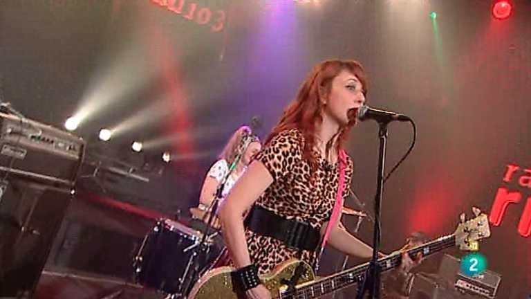 Los conciertos de Radio 3 - Pantones