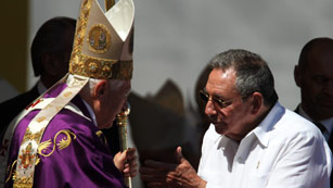 Ver v&iacute;deo  'El papa acaba sus tres d&iacute;as de visita a Cuba'