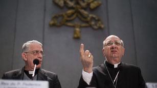Ver vídeo  'El papa da libertad a los cardenales para que puedan adelantar el Cónclave'