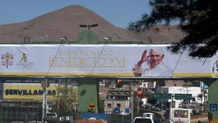 Ver vídeo  'El Papa inicia este viernes una visita a México que también le llevará a Cuba'