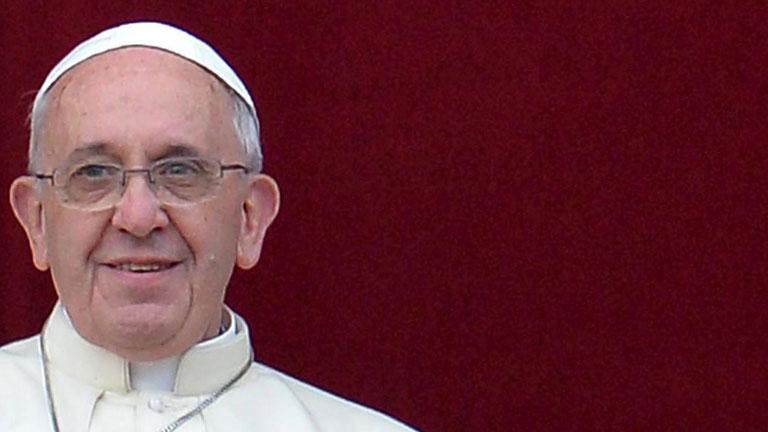 """El papa a las monjas carmelitas: """"¿Qué andarán haciendo que no pueden atender?"""""""