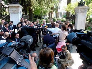 Ver v?deo  'Papandreu detalla en el Parlamento las duras medidas para reducir el déficit en Grecia'